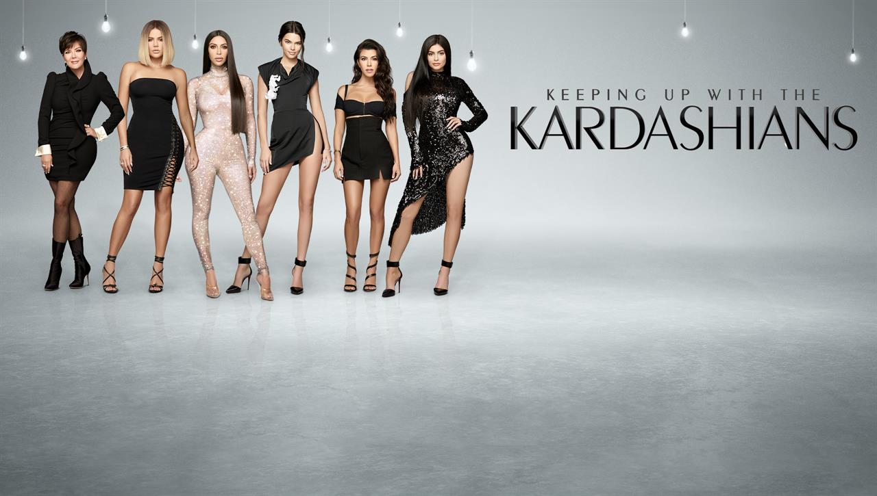 Image result for keeping up with the kardashians tv show